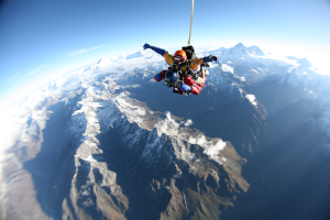 Mount Everest Sky Dive Expedition