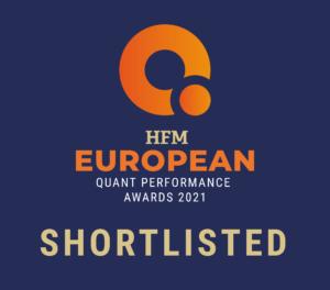 HFM EU Quant Performance Awards 2021 Shortlisted
